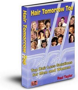 Hair Tomorrow Too ebook cover