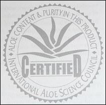 International Aloe Science Council symbol