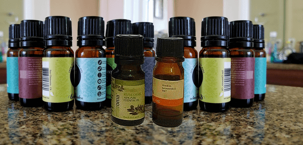 Essential oil combinations to treat hair loss