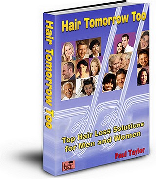 Hair Tomorrow Too ebook cover