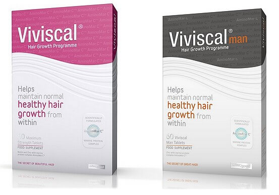 Viviscal tablets for men and women