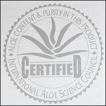 International Aloe Science Council symbol