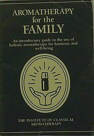 Aromatherapy for the Family book cover