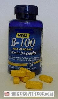 B complex vitamin supplement