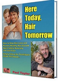 Here Today Hair Tomorrow ebook cover