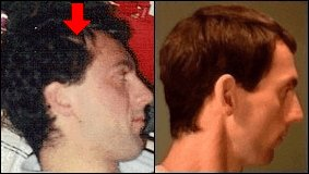 Paul Taylor before and after